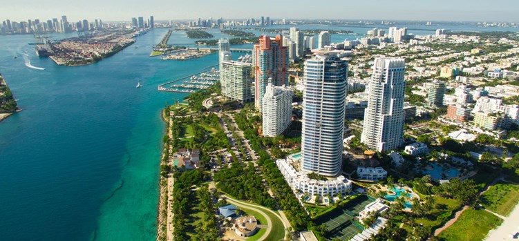 South of Fifth - Miami Beach, Florida