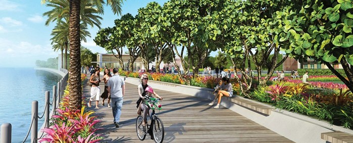 Bal Harbour Shops Expansion - New recreational park