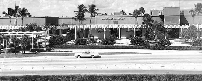Bal Harbour Shops Opens in 1965 with 30 Retailers in One Level Fashion Center