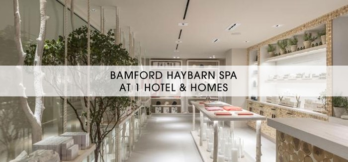 Bamford Haybarn Spa, 1 Hotel & Homes