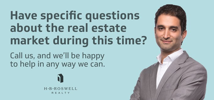 Have specific questions about the real estate market during this time?
