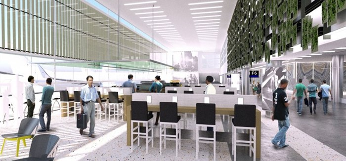 Miami International Airport - Expansion Rendering