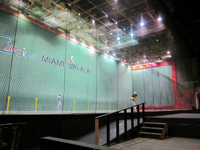 Jai-alai - Photo courtesy of Samir S. Patel