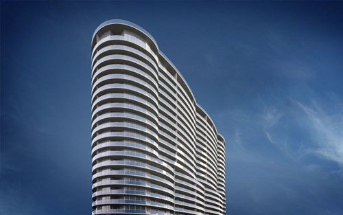 Aria on the Bay, Edgewater