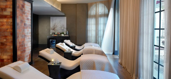 The Acqualina Resort Spa by ESPA