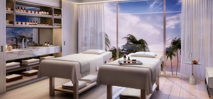 Spa at The Surf Club Four Seasons Hotel and Residences