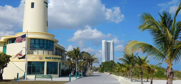 Haulover Park, Bal Harbour & Sunny Isles