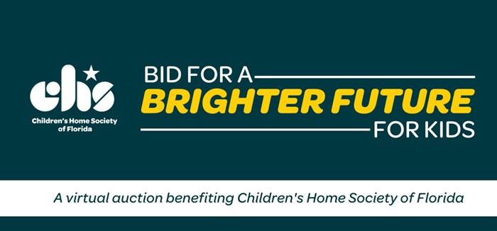 Bid for a Brighter Future for Kids: September 18