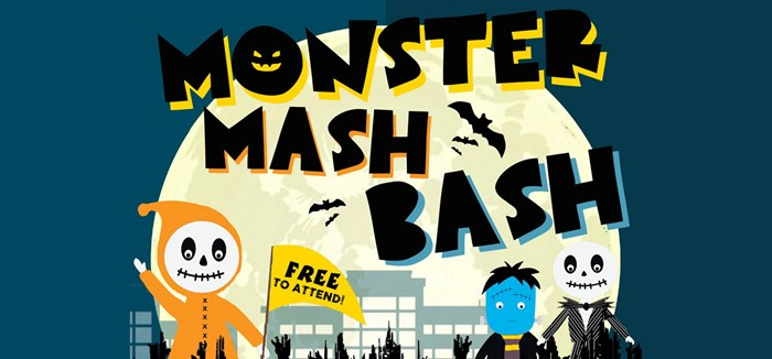 Monster Mash Bash: October 31