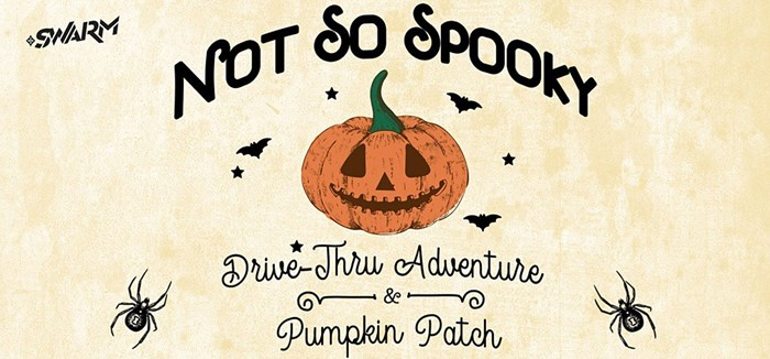 Drive-Through Pumpkin Patch: October 3-31