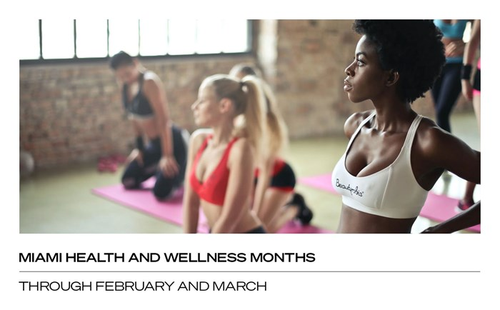 Miami Health and Wellness Month