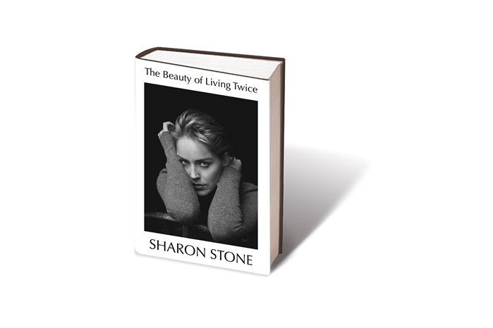 Sharon Stone in Conversation with Gloria Estefan: April 1