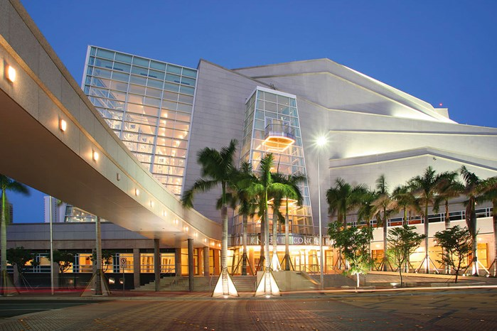 Events at the Adrienne Arsht Center: Throughout April