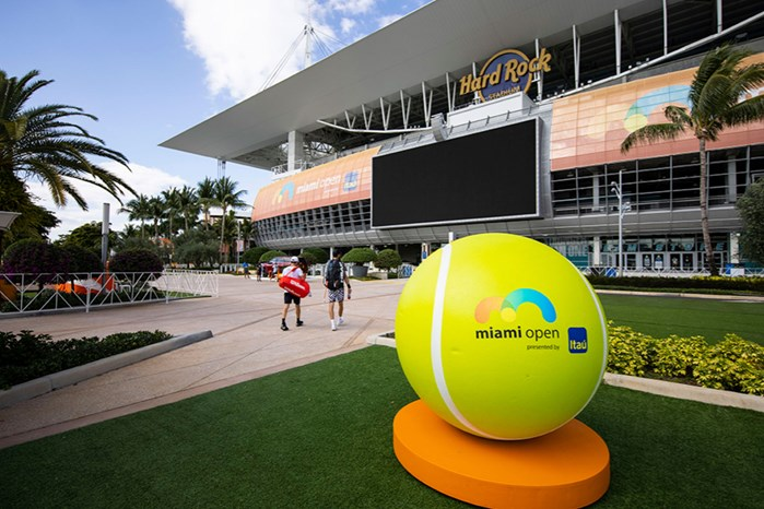 Tennis at Miami Open 2021: April 1 – 4